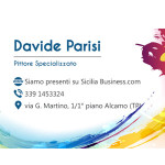 Davide Parisi Pittore | Alcamo